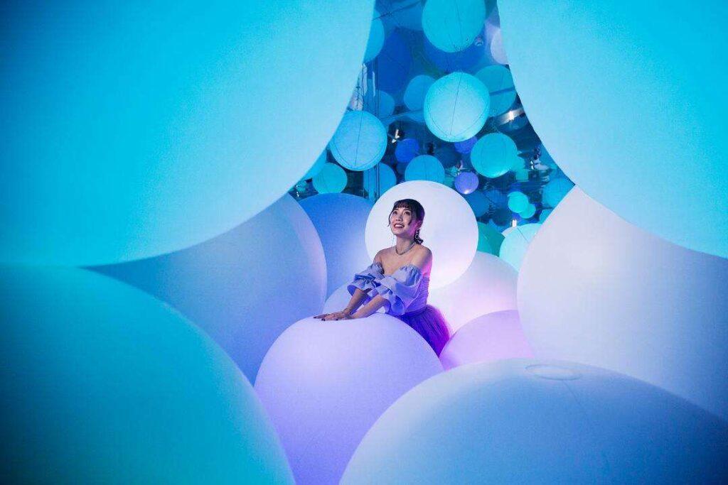 Vườn ánh sáng Lumiere ở Đà Lạt